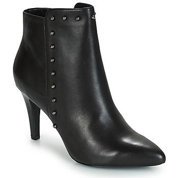 kengät Naiset Nilkkurit André TEA Musta