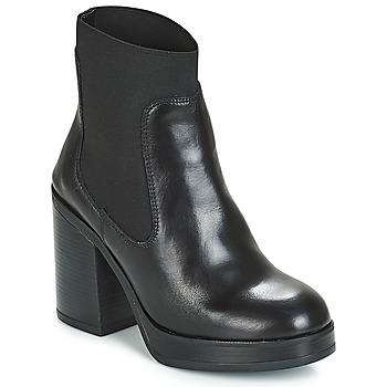 kengät Naiset Nilkkurit André JESSICA Musta