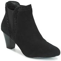 kengät Naiset Bootsit André BRITANIE Black