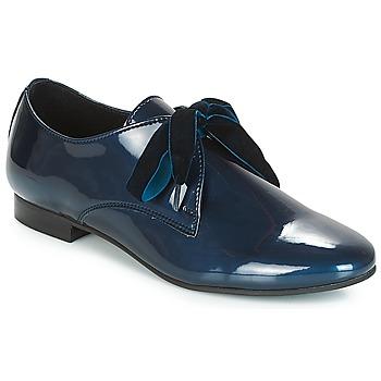 kengät Naiset Derby-kengät André CRAQUANT Laivastonsininen