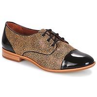 kengät Naiset Derby-kengät André VAUDOU Beige