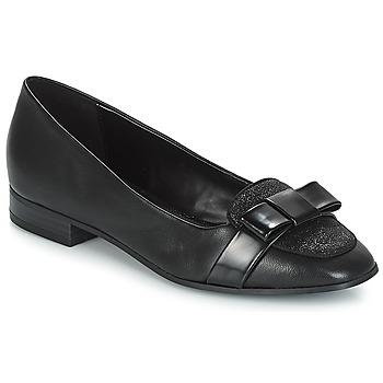 kengät Naiset Mokkasiinit André ANNALISA Black