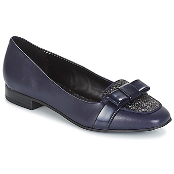 kengät Naiset Balleriinat André ANNALISA Blue