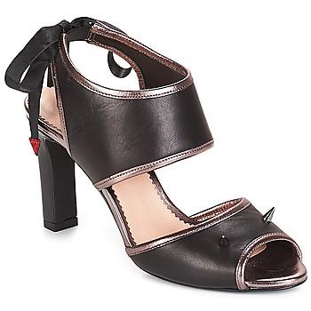 kengät Naiset Sandaalit ja avokkaat André NEVERLAND Black
