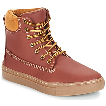 kengät Naiset Bootsit André HUSSARD Brown