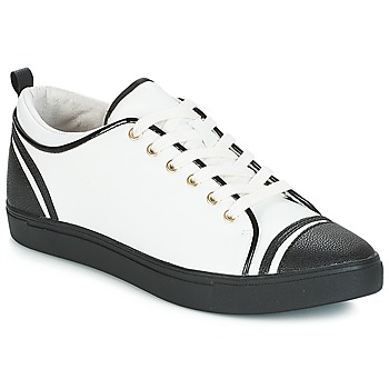 kengät Naiset Matalavartiset tennarit André LEANE White