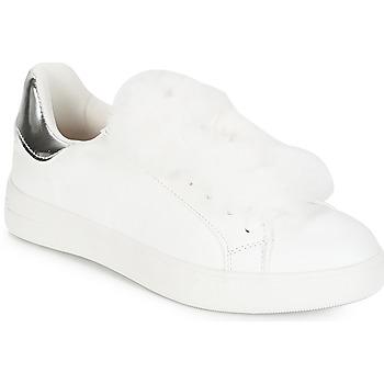 kengät Naiset Matalavartiset tennarit André LEXIE White