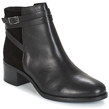 kengät Naiset Bootsit André CANTATE Black