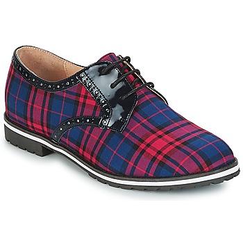 kengät Naiset Derby-kengät André DERIVEUR Multicoloured
