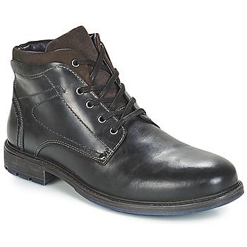 kengät Miehet Bootsit André PRAO Black
