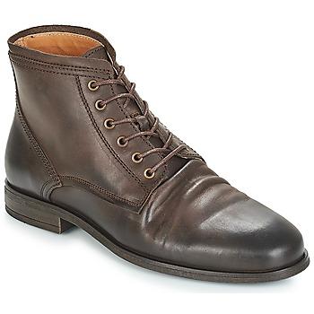 kengät Miehet Bootsit André INVENTEUR Brown