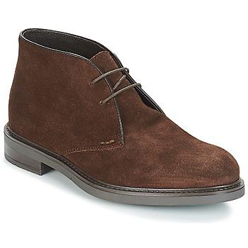 kengät Miehet Bootsit André BOHEME Brown