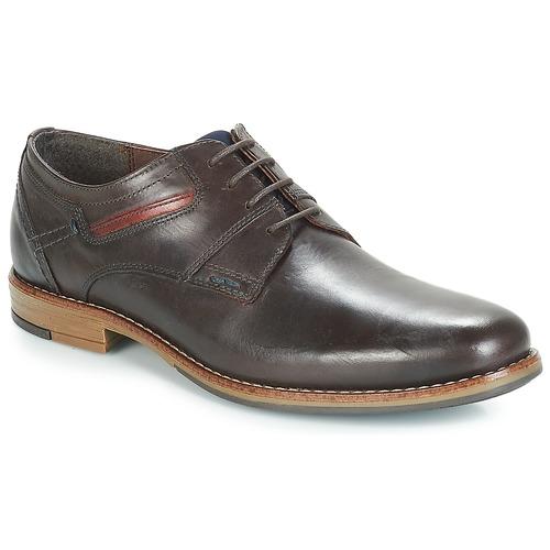kengät Miehet Derby-kengät André MESSIRE Brown