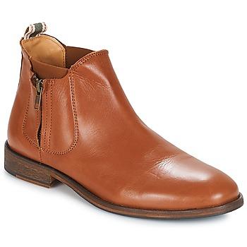 kengät Miehet Bootsit André BARYTON Camel