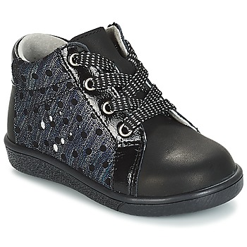 kengät Tytöt Bootsit André POIS Black