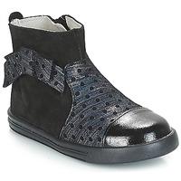 kengät Tytöt Bootsit André NUIT Musta