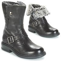 kengät Tytöt Bootsit André GIBOULEE Black
