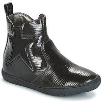 kengät Tytöt Bootsit André FURY Musta