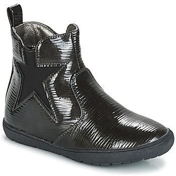 kengät Tytöt Bootsit André FURY Black