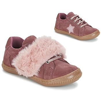 kengät Tytöt Derby-kengät André RUBAN Pink