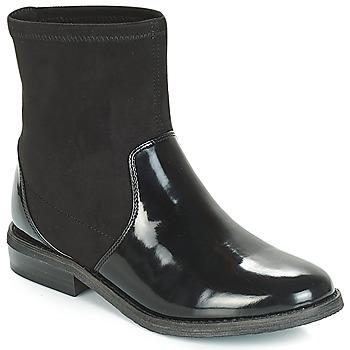 kengät Tytöt Bootsit André VALENTINA Black