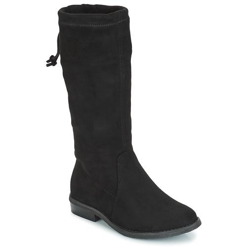 kengät Tytöt Saappaat André VALENTINE Black