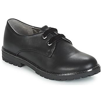 kengät Tytöt Derby-kengät André SAEZ Black