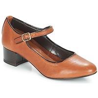 kengät Naiset Balleriinat André FOLLOW Brown