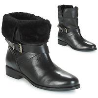 kengät Naiset Bootsit André TRIO Black