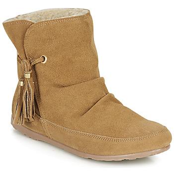 kengät Naiset Bootsit André TATANKA Brown