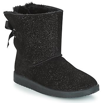 kengät Naiset Bootsit André TOUDOU Musta
