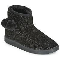 kengät Naiset Bootsit André TOUCHOU Black
