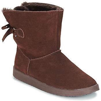 kengät Naiset Bootsit André TOUDOU Brown