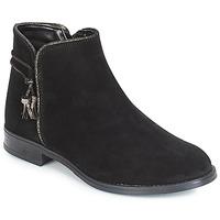 kengät Naiset Bootsit André BILLY Black