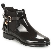 kengät Naiset Bootsit André JAMES Black