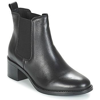 kengät Naiset Bootsit André CRUMBLE Black