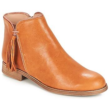 kengät Naiset Bootsit André PAOLINE Brown