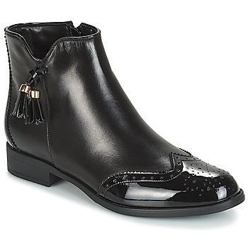 kengät Naiset Bootsit André ALINA Black