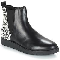 kengät Naiset Bootsit André TRULY Musta