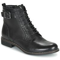 kengät Naiset Bootsit André CHEPTELA Black