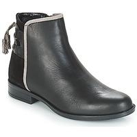 kengät Naiset Bootsit André TITOL Black