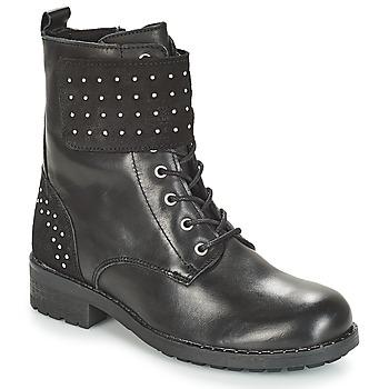 kengät Naiset Bootsit André TAMAR Musta