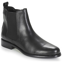 kengät Naiset Bootsit André CARAMEL Black