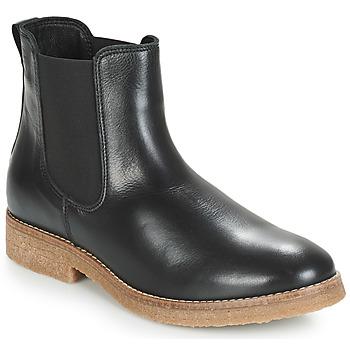 kengät Naiset Bootsit André THELA Musta