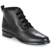 kengät Naiset Bootsit André THAO Musta