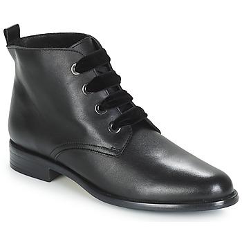 kengät Naiset Bootsit André THAO Black