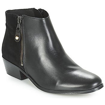 kengät Naiset Bootsit André THAIS Musta