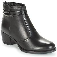 kengät Naiset Bootsit André CALOTINE Musta