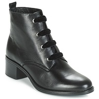 kengät Naiset Bootsit André THARA Musta