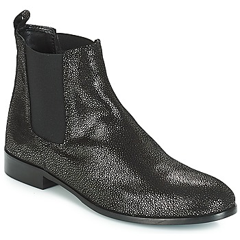 kengät Naiset Bootsit André AGRIA Black